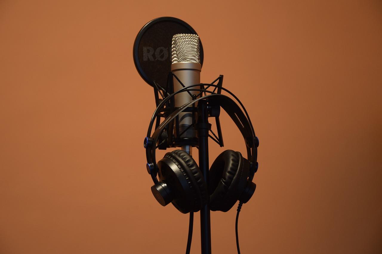 Podcast mikrofoni